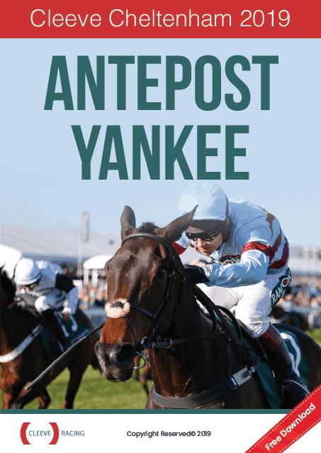 Cleeve Racing Free Cheltenham Yankee report