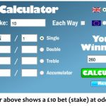 Horseracing Punter resources - Betting Calculator
